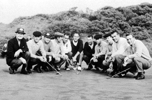 Arnold Palmer Ryder Cup